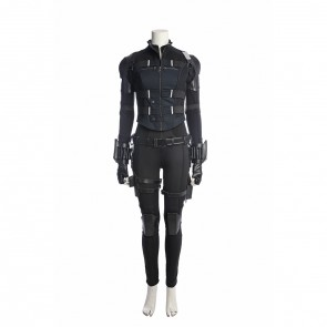 Avengers: Infinity War Natasha Romanoff Black Widow Cosplay Costume