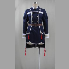 Touken Ranbu Namazuo Toushirou Female Cosplay Costume