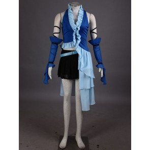 Final Fantasy X-2 Singing Yuna Cosplay Costume