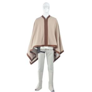 Star Wars Luke Skywalker Cosplay Costume