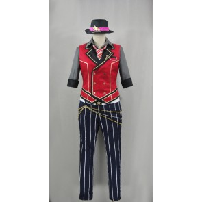 Ensemble Stars Sunlight's Childhood Friend Mao Isara Cosplay Costume