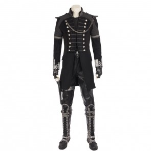 Kingsglaive: Final Fantasy XV Nyx Ulric Cosplay Costume With Boots