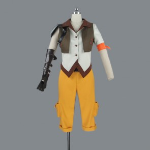 RWBY Yang Xiao Long New Version Cosplay Costume
