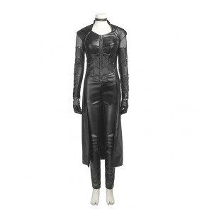 Arrow Season 5 Black Canary Cosplay Costume