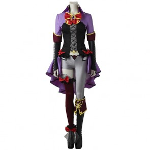 Overwatch Widowmaker Amelie Lacroix Cosplay Costume