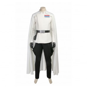 Rogue One: A Star Wars Story Orson Krennic Cosplay Costume Version 2