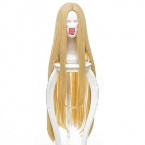 Yellow 100cm Fate/Grand Order Abigail Williams Cosplay Wig