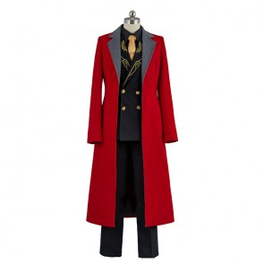 Fate/Grand Order Karna 2nd Anniversary Suit Cosplay Costume