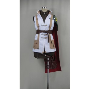 Final Fantasy XIII 13 Lightning Cosplay Costume
