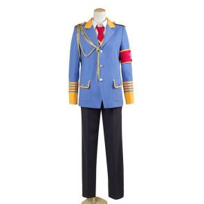 Amagi Brilliant Park Seiya Kanie Cosplay Costume