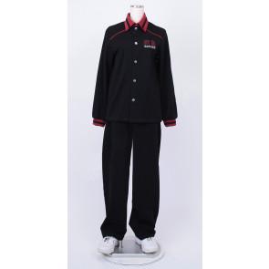 Kuroko no Basuke Too Academy Sports Uniform Cosplay Costume