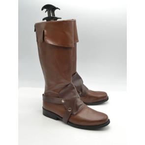 Tangled Flynn Rider Cosplay Boots