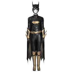 Batman Arkham Knight Batgirl Cosplay CostumeWith Boots
