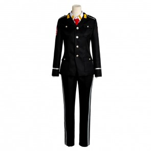 ACCA: 13-Territory Inspection Dept. Jean Otus Men's Uniform Cosplay Costume