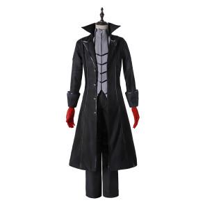 Persona 5 Protagonist Akira Kurusu Cosplay Costume Version 3