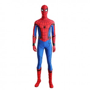 Spider-Man: Homecoming Peter Parker Spider-Man Cosplay Costume