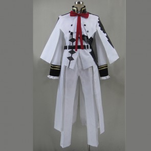 Seraph of the End: Vampire Reign Ferid Bathory Cosplay Costume
