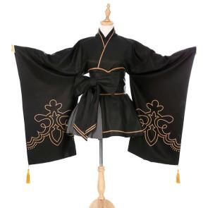Nier: Automata 2B Kimono Cosplay Costume