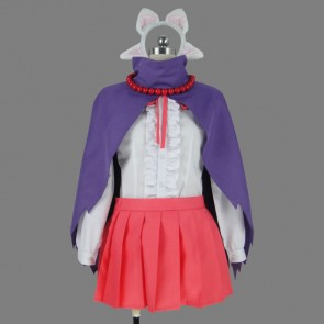 Recovery of an MMO Junkie Lilac Cosplay Costume
