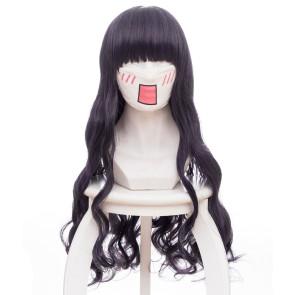 80cm Cardcaptor Sakura Tomoyo Daidouji Cosplay Wig