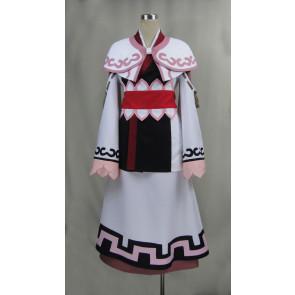 Utawarerumono: Itsuwari no Kamen Rurutie Cosplay Costume