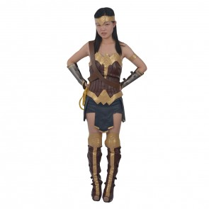 Batman vs Superman: Dawn of Justice Diana Prince Wonder Woman Cosplay Costume