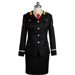 ACCA: 13-Territory Inspection Dept. Moz/Kelly Women's Uniform Cosplay Costume