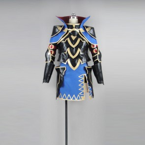 Fire Emblem Fates Fire Emblem If Leon Cosplay Costume