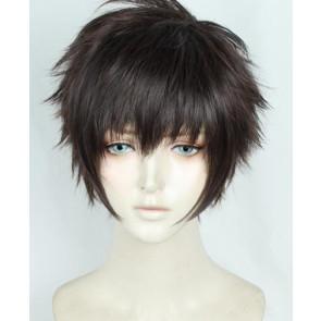Brown 30cm Cardcaptor Sakura: Clear Card Toya Kinomoto Cosplay Wig