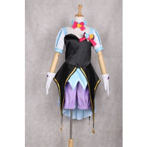 The Idolmaster Cinderella Girls OP STAR Uzuki Shimamura Cosplay Costume