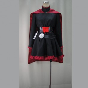 RWBY Red Trailer Cosplay Costume - Version 2