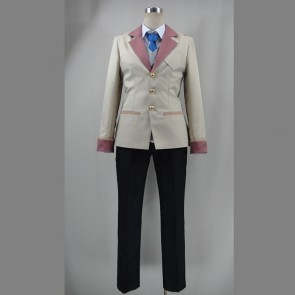 Rampo Kitan: Game of Laplace Souji Hashiba Cosplay Costume