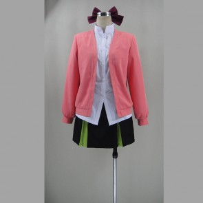 Seraph of the End Vampire Reign Owari no Serafu Shinoa Hiragi Daily Suit Cosplay Costume