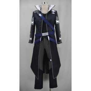 Sword Art Online: Hollow Realization Kirito Cosplay Costume