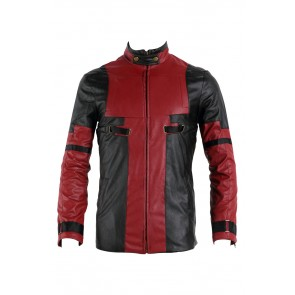Deadpool Wade Winston Wilson Coat Cosplay Costume