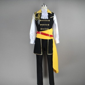 Uta no Prince-sama Maji LOVE Legend Star Natsuki Shinomiya Cosplay Costume