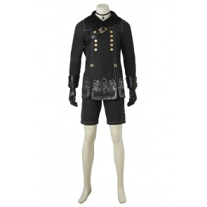 Nier: Automata YoRHa No.9 9S Cosplay Costume Version 3
