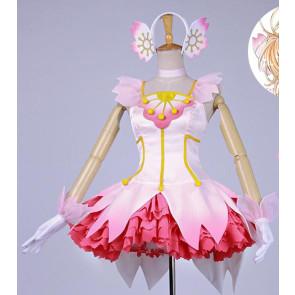 Cardcaptor Sakura: Clear Card Sakura Kinomoto Cosplay Costume