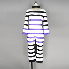 Nanbaka - The Numbers Jyugo Cosplay Costume