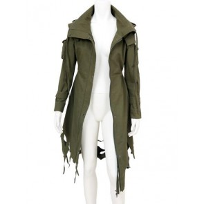 Resident Evil: The Final Chapter Alice Coat Cosplay Costume
