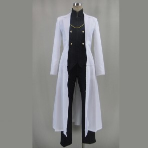 Blood Blockade Battlefront King of Depravity Femt Cosplay Costume