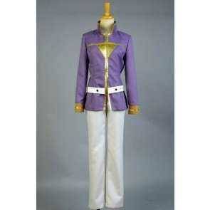 Snow White with the Red Hair (Akagami no Shirayuki-hime) Zen Wistalia Uniform Cosplay Costume