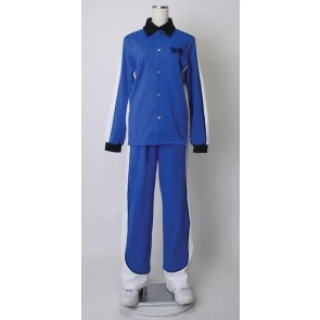 Kuroko no Basuke Kaijo High School Sports Uniform Cosplay Costume
