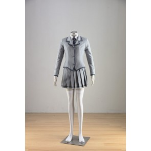 Assassination Classroom Ritsu School Uniform Cosplay Costume