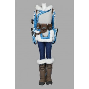 Overwatch Mei Cosplay Costume