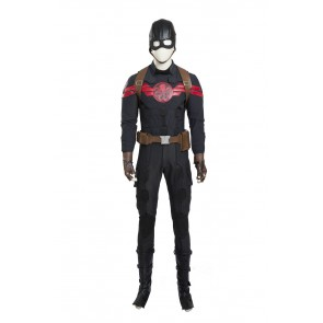 Captain America Hydra Cosplay Costume
