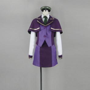 Fate/Grand Order Grand Master Chaldea Combat Uniform Cosplay Costume