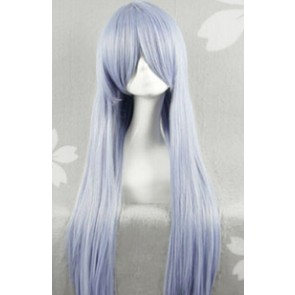 Blue 80cm A Certain Magical Index Index Cosplay Wig