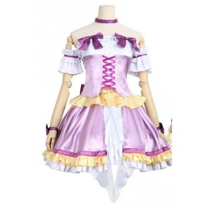 BanG Dream! Pastel*Palettes Wakamiya Eve Cosplay Costume