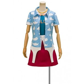 One Piece Miss.Golden week Cosplay Costume
